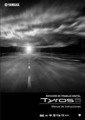 Tyros3 Owner's Manual - Yamaha
