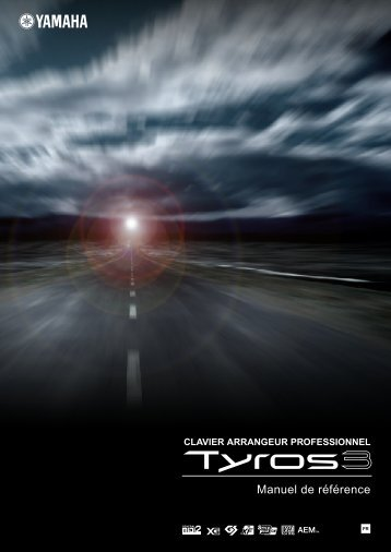 Tyros3 Reference Manual - Yamaha