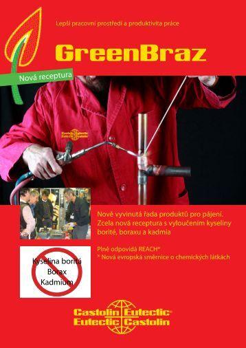 GreenBraz - Messer Eutectic Castolin spol. s ro