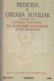 MEDICINA CIRUGIA AUXILIAR - CODEM