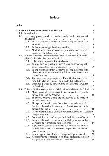 Descargar PDF - Libro blanco de la Sanidad de Madrid