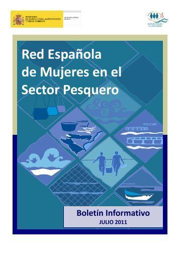 Boletín informativo del mes de Julio - Ministerio de Agricultura ...