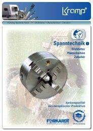 Spanntechnik   BISON Drehfutter
