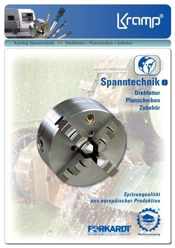 Spanntechnik | BISON Drehfutter