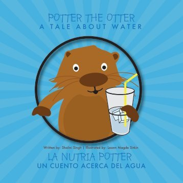 POTTER THE OTTER