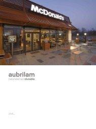 Téléchargez notre présentation au format pdf - Aubrilam