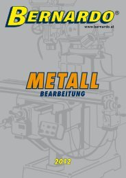 Metallbearbeitung Katalog 2012(59,5MB) - Maschinen Baur