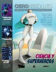 ciencia Y SuperheroeS