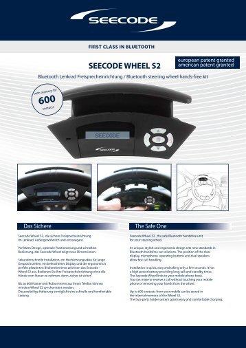 SEECODE WHEEL S2 - mobiset