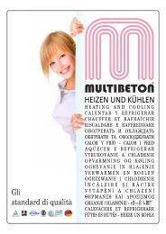 Gli standard di qualitŕ - Italiano - Multibeton