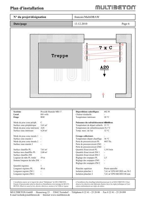 Example de calcul - Français - Multibeton