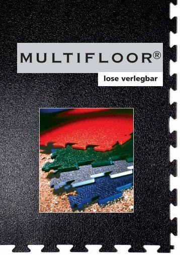 MULTIFLOOR® - MULTIFLOORS GmbH