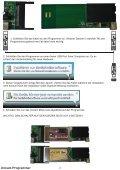 Unicam Programmer - Seite 2