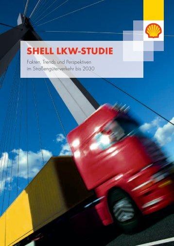 Shell Lkw-Studie bis 2030
