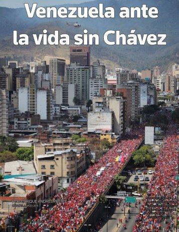 Venezuela ante la vida sin Chávez