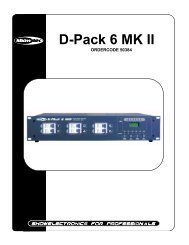 D-Pack 6 MK II - SSH Party-Team