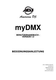BEDIENUNGSANLEITUNG - Produktinfo.conrad.com