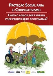 PROTEÇÃO SOCIAL COOPERATIVISMO