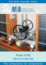 Data Sheet DUKE 0907 Rev06 - MVA Mess
