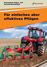 Broschüre Anbau- und Aufsattelbeetpflüge als PDF