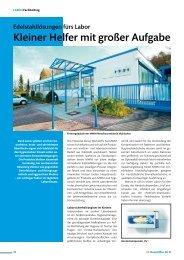 Labo Juli/2012 - Metallwarenfabrik Mühlacker