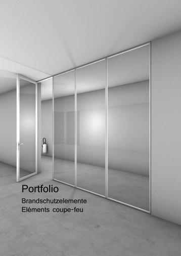 Portfolio - Jos. Berchtold AG