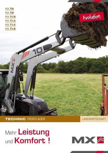 Frontlader TECHNIC - MX