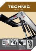 Frontlader TECHNIC - MX - Seite 2
