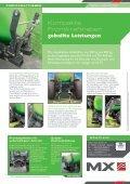Frontkraftheber - Garten- und Landschaftsbau - MX - Seite 2