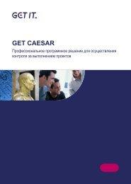 GET CAESAR - GET Information Technology GmbH