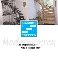 Alte Treppe raus – Neue Treppe rein! - Kenngott Treppen