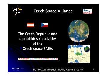 Czech Space Alliance