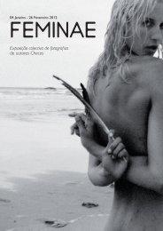 Catálogo Exposicao FEMINAE