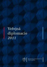 Veřejná diplomacie 2011 - MZV ČR