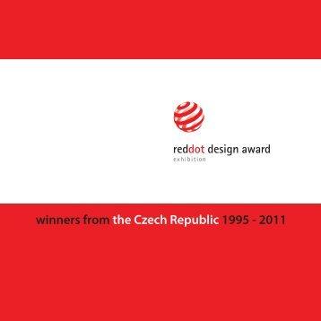 winners from the Czech Republic 1995 - 2011