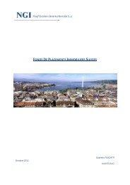 fonds de placements immobiliers suisses - Naef-international.com