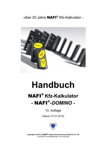 4 free Magazines from NAFINET