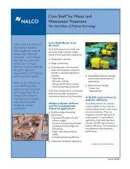 Core Shell (B-532)  - Nalco