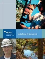 Visão Geral da Companhia - Nalco