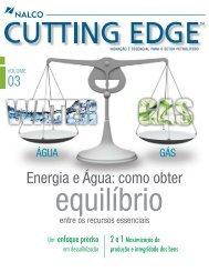 Energia e Água: como obter - Nalco
