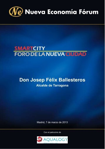 Don Josep Fèlix Ballesteros