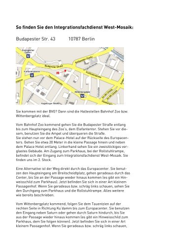 Mosaik Berlin gesucht mosaik berlin