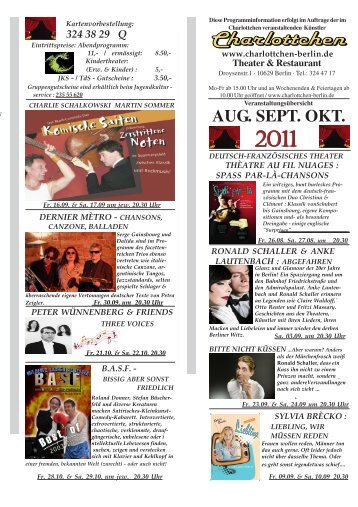 Mosaik Berlin 30 free magazines from mosaikberlin
