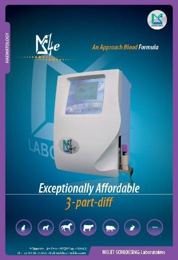 ExceptionaIIyAffordab/e - MELET SCHLOESING Laboratoires