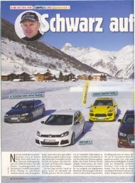 AutoBild Sportscars - MTM