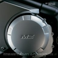MZ-Preisliste im PDF-Format