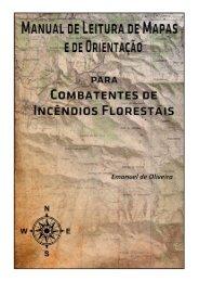 Manual de Leitura de Mapas e de Orientação para Combatentes de Incêndios Florestais