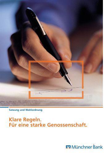 Unsere Satzung und Wahlordnung, Stand Juni 2010 (PDF