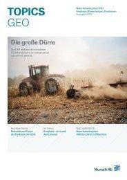 Topics Geo Naturkatastrophen 2012 (PDF, 9,4 MB - Munich Re