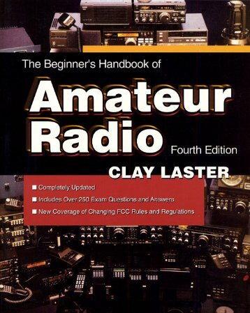 The Beginner's Handbook of Amateur Radio pdf - QSL.net